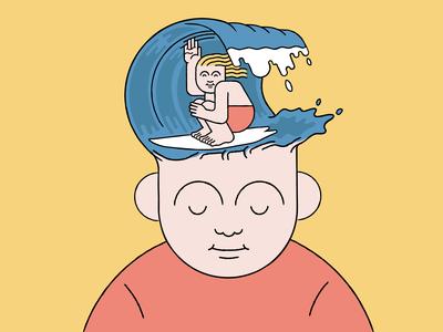 Mind Surfer