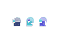 Chariot business segment icons 2x
