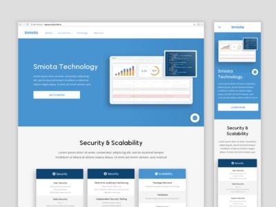 Smiota Technology Page