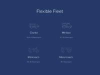 Flexible fleet