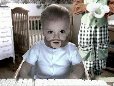 Babychops. baby mutton chops rebound