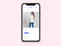 Mobile Site for Pocket Clothing