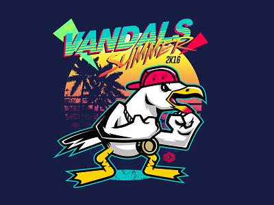 Vandals Summer 2K16  chile ges summer vandal