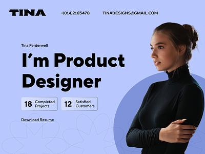 Personal CV personal cv ux design web design ui