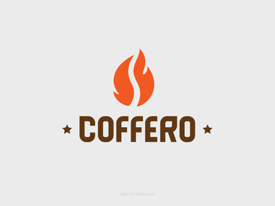 Coffero Roaster Shop Logo