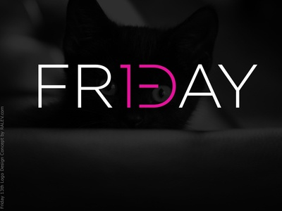 Friday 13 Logo
