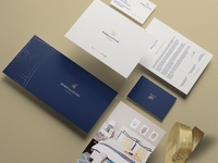 Home & Living - corporate identity