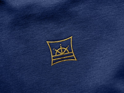 Home and Living - logo hampton sea mark logotype identity home art design ci pdagency pd logo branding brand
