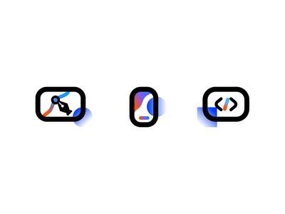 Icon ui design illustration icon