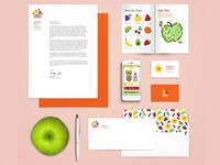 Edible Arrangements Rebranding & App Set