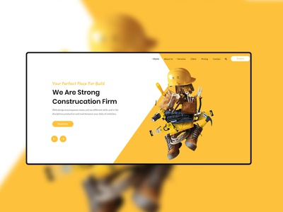 Construcation illustrator uiux ui photoshop mobile ui app mobile app illustration design graphic design