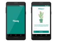 Planty App