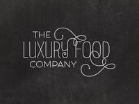 Logo - The Luxury Food Company