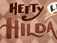 Hefty Hilda