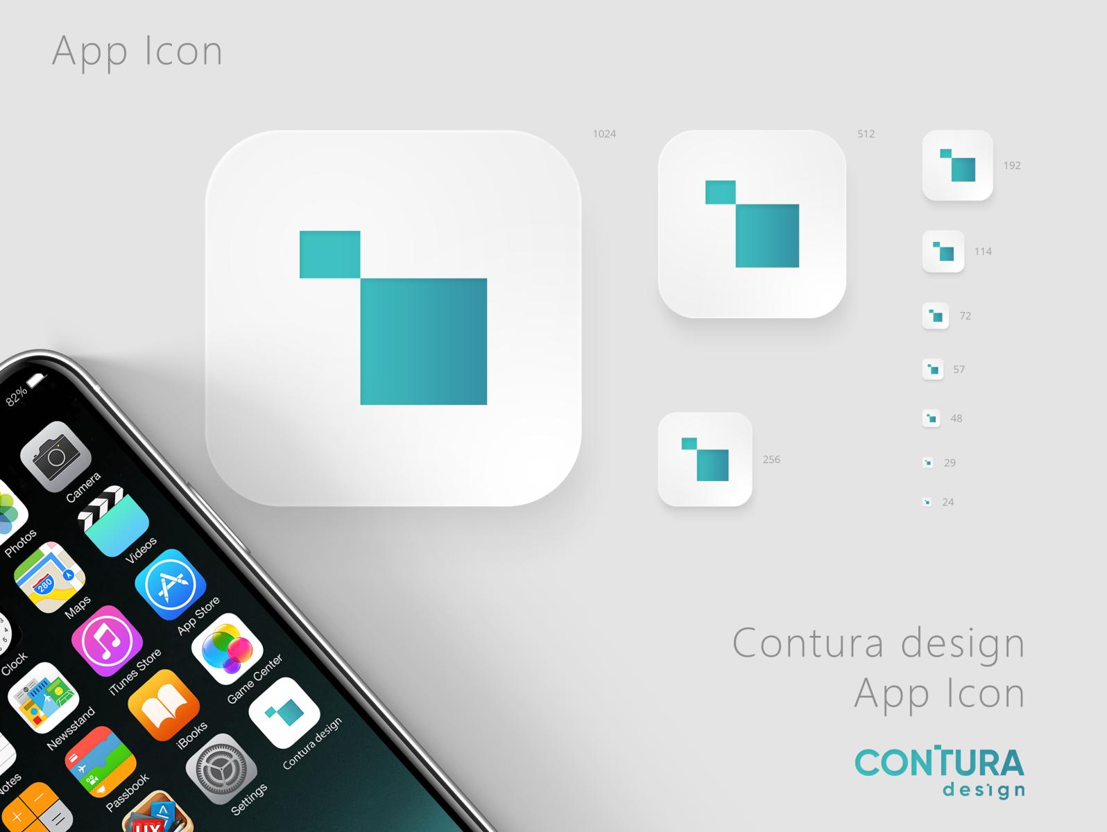 Favicon for mobile app