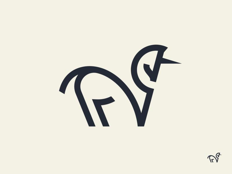 Unicorn startup icon identity unicorn logo linework mythology horse brand identity animal unicorn brand design branding logo