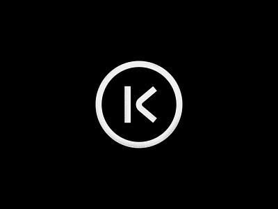 K Monogram lettermark letter logo design brand k logo k monogram k monogram identity minimal mark design branding logo