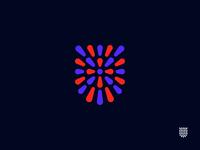 U monogram startup symbol icon identity mark minimal artificial intelligence monogram logo logo design letter u monogram brand design branding brand logo