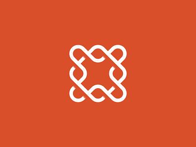 Knot cult celtic celtic knot knot logo design icon brand identity mark minimal design branding logo