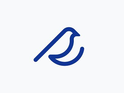 Bird bird logo logo design minimalist logo linework nest bird icon brand identity mark minimal design branding logo