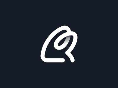 Rabbit startup logo design brand identity wallet finance payments blockchain animal logo rabbit crypto brand identity mark minimal design branding logo