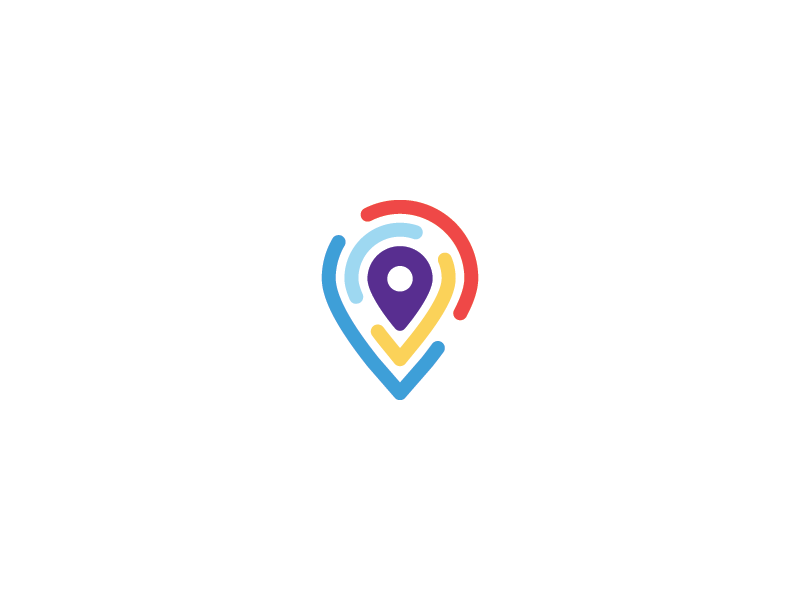 Pin Logo By Omnium On Dribbble
