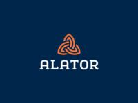 Alator logo