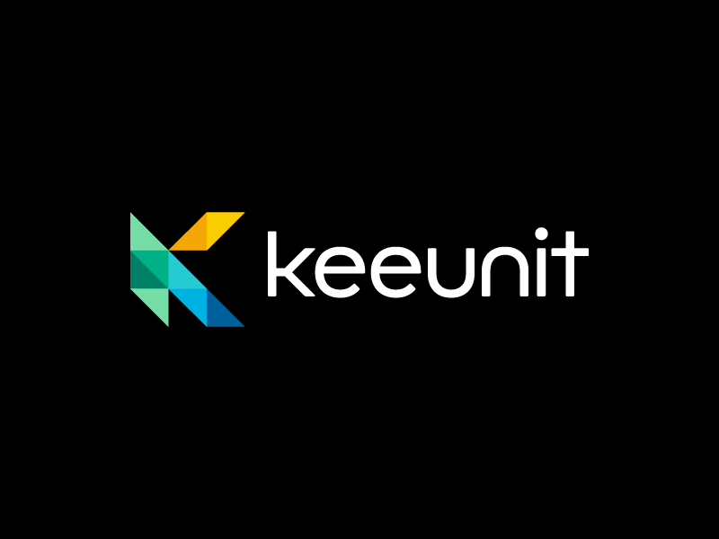 Keeunit unit kee logo brand brand guide marble texture learning monogram
