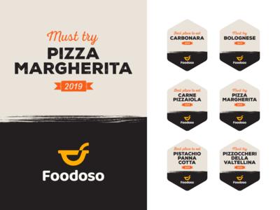 Foodoso Branding