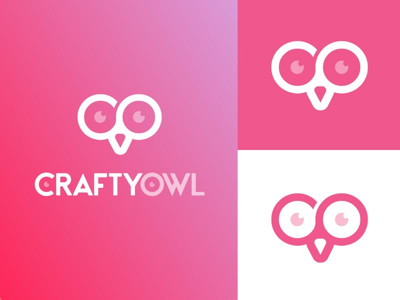 Crafty Owl Logo