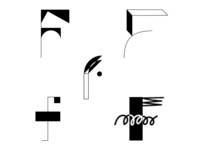 f letters