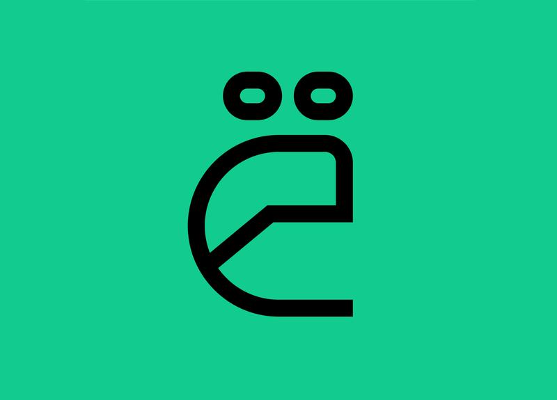 Letter ё branding logo new font letter design experimental typography font design letter graphic design vector a letter a day digital art minimalism monogram design typography 36daysoftype