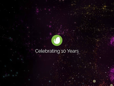 Envato Turns 10 - Teaser under construction minimal creative templates envato anniversary teaser coming soon