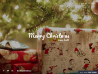 Christmas Greeting - Send Personalized Greetings