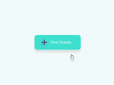 Flight Finder app icon microinteraction aftereffects vector icons microinteractions animation ui ux