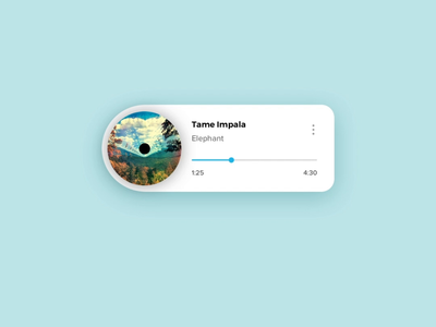 Music Player Interaction