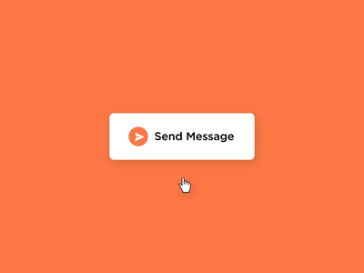 Send Message motion graphics after effects aftereffects branding microinteractions ae principle animation ui ux
