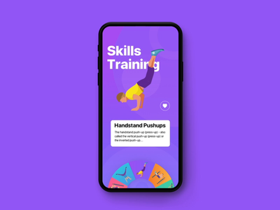 Training Program Interaction
