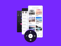 App Carousel Concept