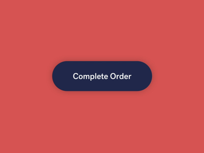 Order Placed Confirmation logo illustration principle motion graphics after effects microinteractions ae animation ui ux