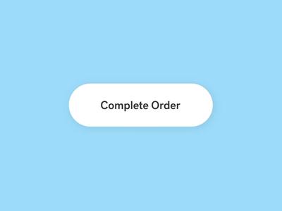 Order Complete Confirmation