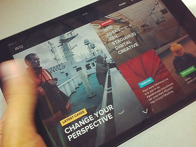 Testing the new 10 test responsive tablet home magazine 10