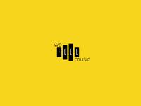 Logo We Feel Music