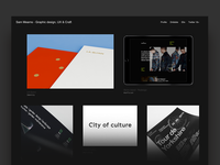 Sammearns.co.uk — Cargo Collective