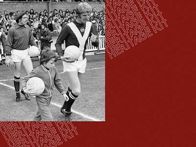 Heritage Kit yorkshire team football concept studio challenge brief creative