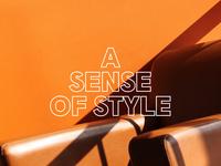 A Sense Of Style