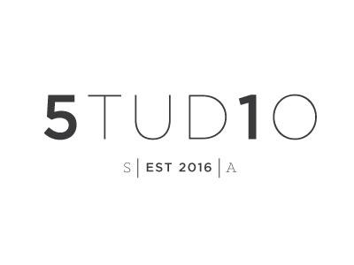 Studio 51 studio minimal typography branding logo