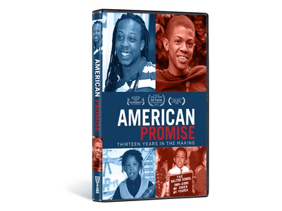 American Promise Key Art and Wrap