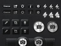 Photonoto app Ui