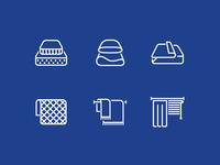 Mattress icons pt.2